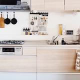 システムキッチンに主流のキッチンパネル!選び方から掃除方法までまとめました